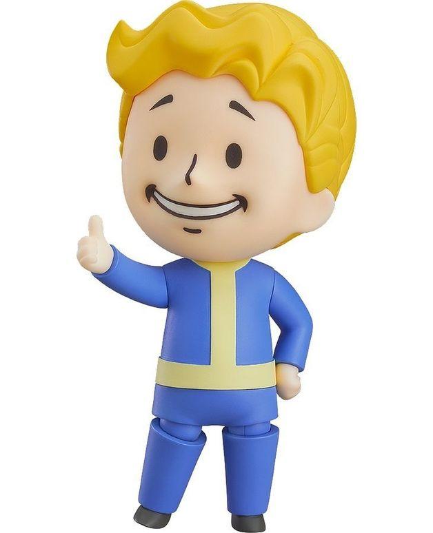 Fallout: Vault Boy - Nendoroid Figure