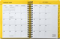 You Are a Badass 2019-2020 17-Month Monthly/Weekly Planning Diary image