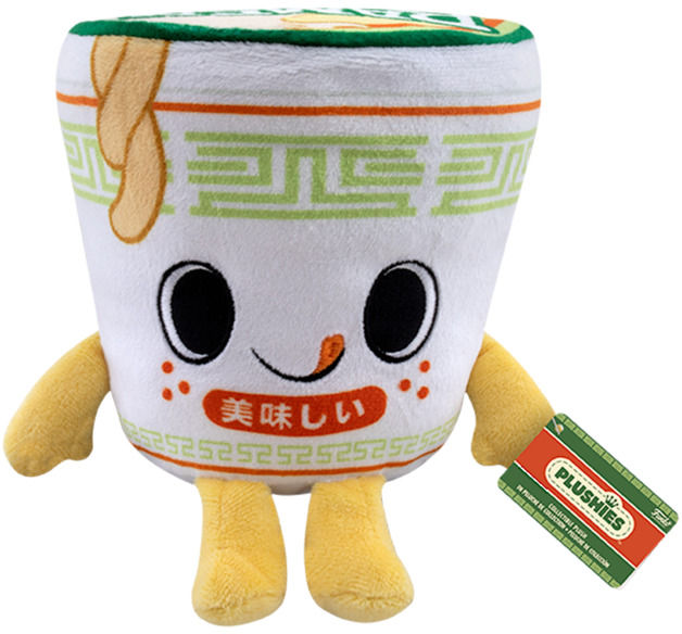Funko: Cup Noodle - Gamer Food Plush