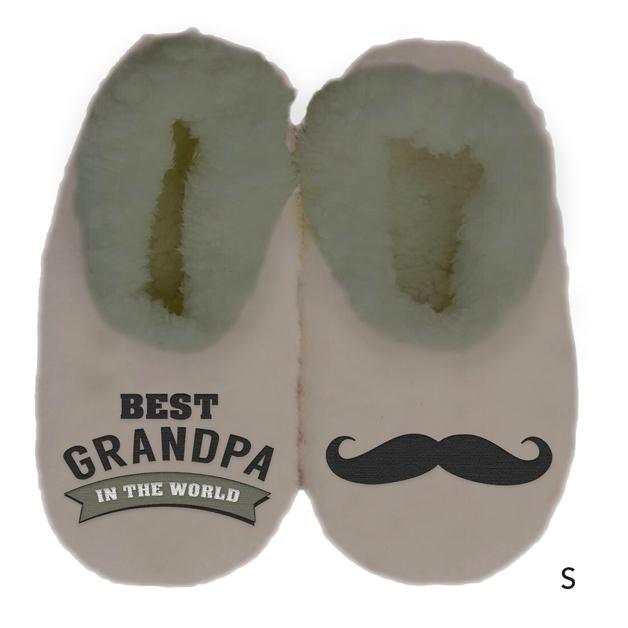 Sploshies: Men's Duo Slippers - Grandpa (Small)