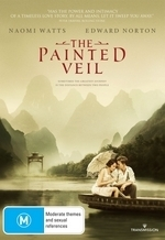 The Painted Veil on DVD