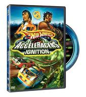 Hot Wheels -  AcceleRacers Movie 1 - Ignition on DVD
