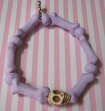Bones Bracelet (Lilac)