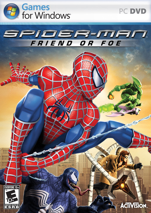 Spider-Man: Friend or Foe for PC Games