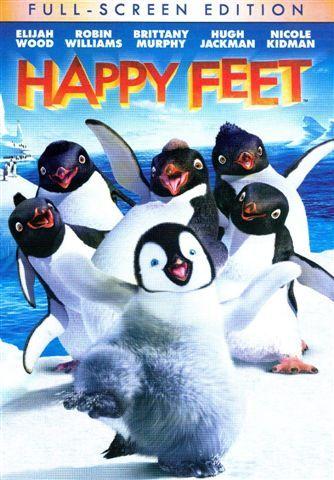 Happy Feet (2 Disc Set) on DVD