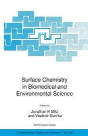 Surface Chemistry in Biomedical and Environmental Science image