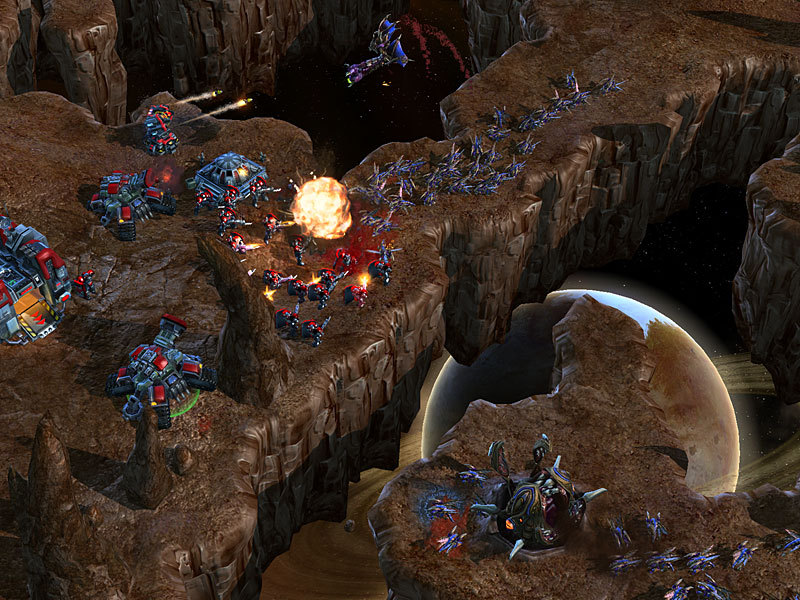 StarCraft II: Wings of Liberty for PC image