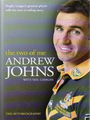 Andrew Johns by Andrew Johns