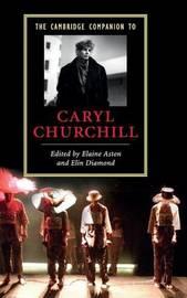 The Cambridge Companion to Caryl Churchill image