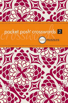 Pocket Posh Crosswords 2 by The Puzzle Society image