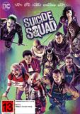 Suicide Squad DVD