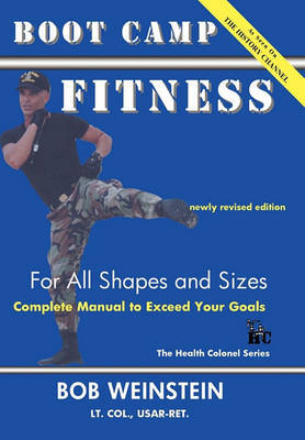 Boot Camp Fitness for All Shapes and Sizes by Bob Weinstein image