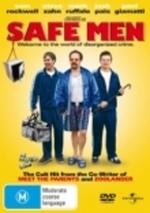 Safe Men on DVD