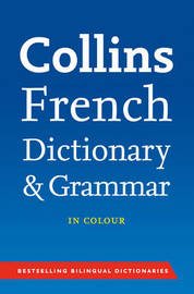 Collins French Dictionary and Grammar by Collins Dictionaries image