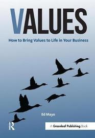 Values by Ed Mayo