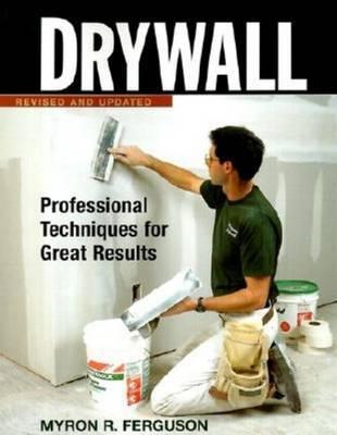 Drywall by Myron R. Ferguson image