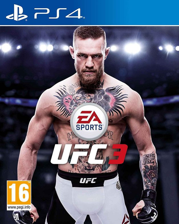 EA Sports UFC 3 for PS4
