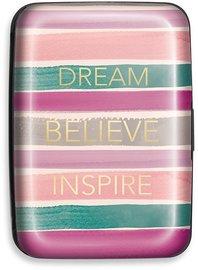 Lady Jayne: Credit Card Case - Dream Stripe