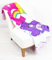 Care Bears Fleece Blanket image