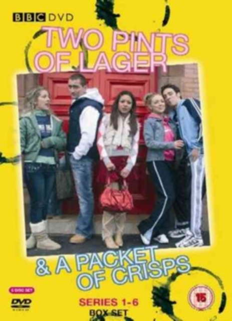 Two Pints Of Lager A Packet Of Crisps Series 1 6 Box Set on DVD