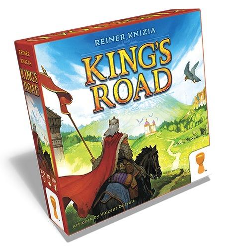 Kings Road - Board Game image