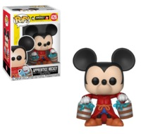 Disney: Apprentice Mickey - Pop! Vinyl Figure image