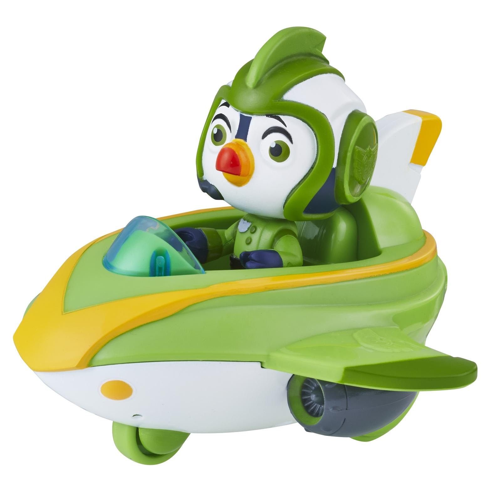 Top Wings: Figure & Vehicle Set - Brody's Splash Wing image