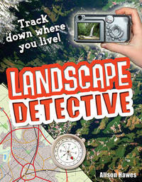 Landscape Detective: Age 7-8, Average Readers by Alison Hawes image