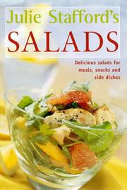 Julie Stafford's Salads by Julie Stafford image