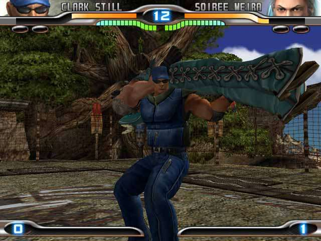 King of Fighters: Maximum Impact 2 for PlayStation 2 image