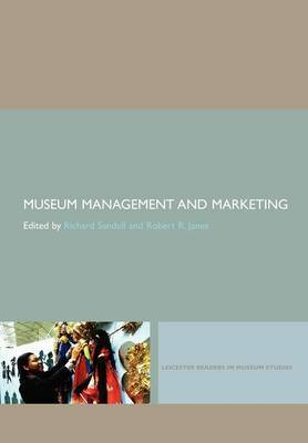 Museum Management and Marketing image