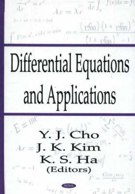 Differential Equations & Applications, Volume 3