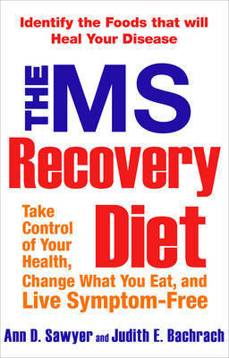 The Ms Recovery Diet by Ann Sawyer