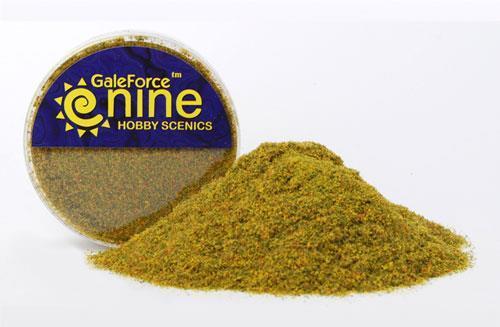 Gale Force Nine Hobby Round Summer Flock Blend