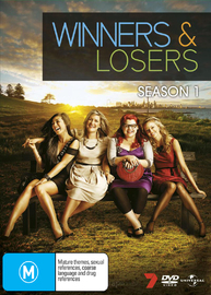 Winners and Losers - Season 1 on DVD