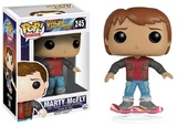 Back To The Future - Marty McFly (Hoverboard) Pop! Vinyl Figure