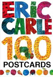 Eric Carle: 100 Postcards by Eric Carle