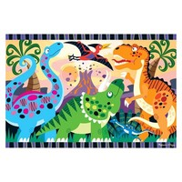Melissa & Doug: Dinosaur Dawn Floor Puzzle image