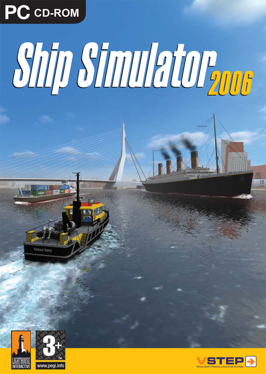Ship Simulator 2006 for PC Games image