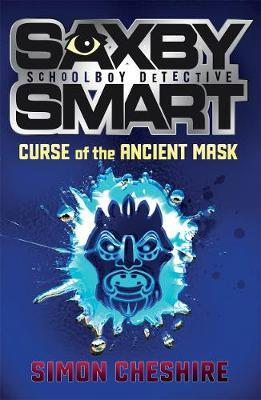 The Curse of the Ancient Mask by Simon Cheshire image
