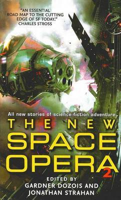 The New Space Opera 2 by Gardner Dozois image