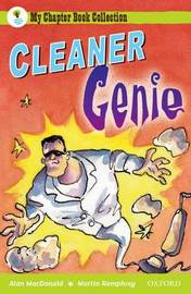 Oxford Reading Tree: All Stars: Pack 2A: Cleaner Genie by Alan McDonald image