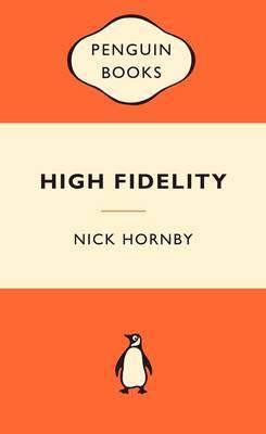 High Fidelity (Popular Penguins) by Nick Hornby image