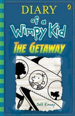 The Getaway: Diary of a Wimpy Kid (Bk12) by Jeff Kinney image