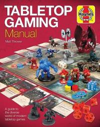 Tabletop Gaming Manual by Matt Thrower image
