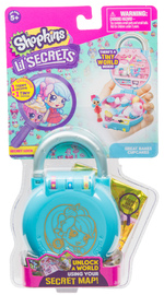 Shopkins: Little Secrets Mini Playset - Great Bakes