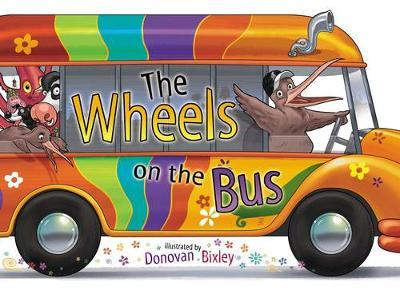 The Wheels on the Bus (New Zealand) by Donovan Bixley image