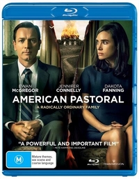 American Pastoral on Blu-ray