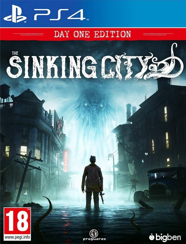 The Sinking City for PS4