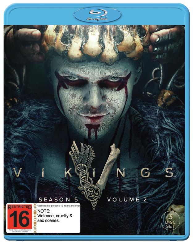 Vikings: Season 5 Part 2 on Blu-ray